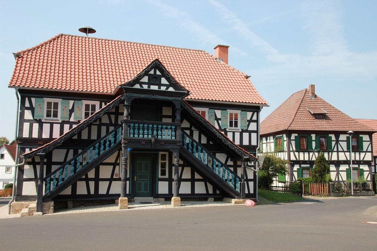 Fachwerkhaus Nordheim